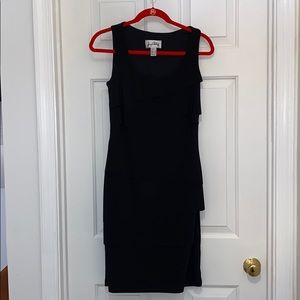 Joseph Ribkoff Little Black Dress sz 4
